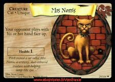 Harry Potter TCG - Mrs.Norris / Basis Set Eng