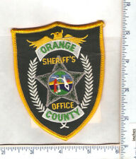 for sale 1 vintage Orange County Sheriff's Office shoulder patch.