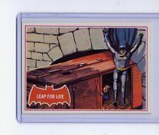 Topps 1966 Batman (Red Bat)  #19A NM- Puzzle Back