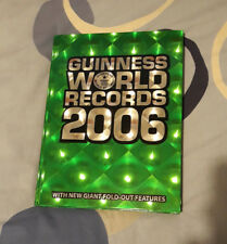 Guinness World Records 2006 Book (Hardback)