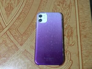 Kate Spade New York Hard Shell Defensive Case for iPhone 11-New in Package