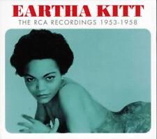 EARTHA KITT - THE RCA RECORDINGS 1953-1958 (NEW SEALED 3CD)