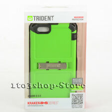 Trident Kraken Ams Hard Case Cover For iPhone 6 Plus iPhone 6s Plus (Green) NEW