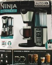 Ninja Coffee bar patent-pending Thermal Flavor Extraction *EXCELLENT CONDITION*