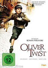 OLIVER TWIST (Ben Kingsley, Jamie Foreman) NEU+OVP