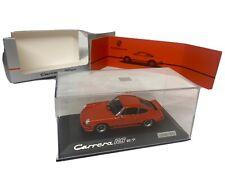 "Porsche 911 Carrera RS 2,7 @Orange"".              No 6/1973"