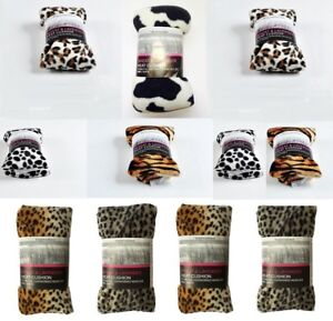 Animal Print Herbal Wheat Bag Microwave Unscented Heat Cold Therapy Pain Relief