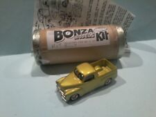 BONZA MODELS made in Australia  built kit of a FJ HOLDEN UTE iwith leaflet