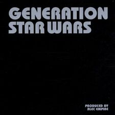 Alec Empire - Generation Star Wars - Alec Empire CD PHVG FREE Shipping