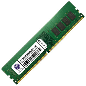XUM 8GB 16GB Memory RAM Desktop PC4-21300 (DDR4-2666) 288 Non-ECC Unbuffered Lot