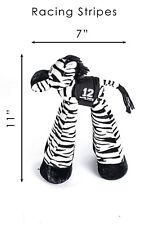 Racing Stripes Warner Brothers Movie Collectors Plush Zebra Toy Memorabilia