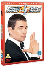 Rowan Atkinson, John Malkovich-Johnny English  DVD NUOVO