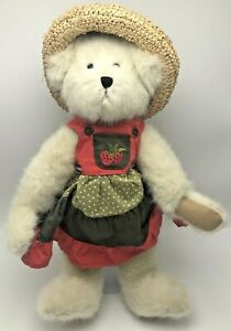 Boyd's Bears Tessa Strawberry Stuffed Animal Vintage Plush 904530