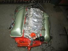 1962 Chevrolet 409 Engine Asy 409HP Rebuilt Intake to Pan with Dual Quad Carbs