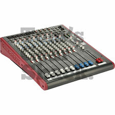 Allen & Heath ZED-14 (12-Ch 2-Bus Mixer w/USB) Zed14 - Packed In Original Box!