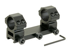 AIRSOFT AEG SNIPER 25.4mm One Piece Rifle Scope Mount SOFTAIR