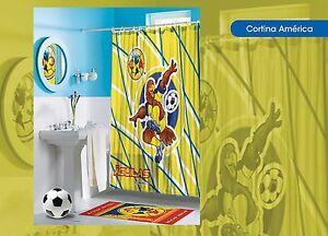 Oficial Shower Curtain Club America Aguilas del America