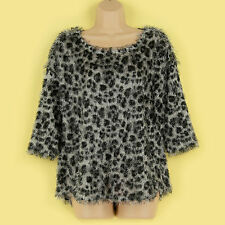 George Animal Print Casual Other Women's Tops