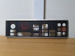 MSI X470 Gaming Plus IO I/O Motherboard Back Plate Shield