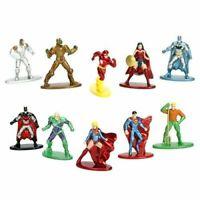 Marvel Nano Metalfigs Die-Cast Mini-Figures DC BatMan 2-5 packs New Sealed A &B