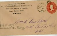 US Stamps 1887 Stationery Clean Cover