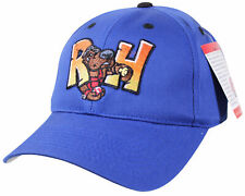 NEW MIDLAND ROCKHOUNDS Sm/Med STRAPBACK CAP Texas AA Minor League Baseball NWT !