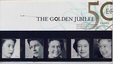 GB 2002 QUEEN ELIZABETH II GOLDEN JUBILEE PRESENTATION PACK No.331