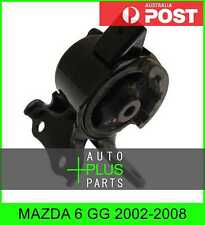 Fits MAZDA 6 GG 2002-2008 - Left Hand Lh Engine Mount Rubber