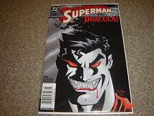Superman #180 (May 2002, DC) VS DRACULA