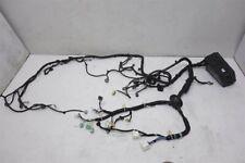 14 15 Acura MDX Passenger Headlight wire harness wires wiring engine 32100TZ5A00