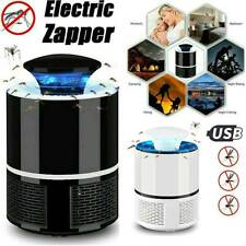 USB Insect Mosquito Fly Killer Bug Electric Zapper UV Indoor Pest Catcher Trap
