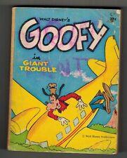 GOOFY IN BIG TROUBLE #5751 BIG LITTLE BOOK - WHITMAN 1968