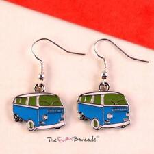 Enamel Silver Plated Drop/Dangle No Stone Costume Earrings