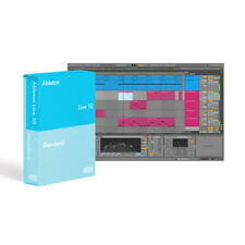Ableton Live 10 Standard DAW Software Boxed