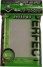 KMC Deck Protectors - MINI Size - Perfect Fit / Size Sleeves – (100 pcs)
