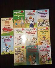 Amelia Bedelia 11 book set! I can read! 2