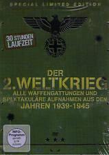 DVD-BOX - Der 2. Weltkrieg - Alle Waffengattungen und spektakuläre Aufnahmen ...