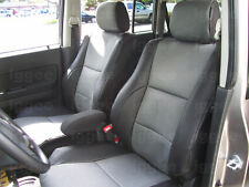 SCION xB 2004-2014 IGGEE S.LEATHER CUSTOM FIT SEAT COVER 13COLORS AVAILABLE