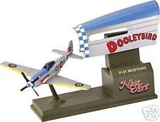 """CORGI Nose Art NA P-51 MUSTANG """"Dooleybird"""" CS90474"""