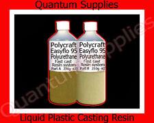 Easyflo 95 - 500ml FAST CAST POLIURETANO LIQUIDO KIT IN PLASTICA