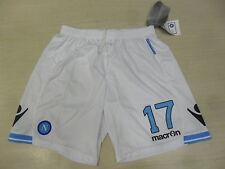 1615 TG XXL FOOTBALL NAPOLI 2012 SHORT 17 HAMSIK MACRON SHORT SHORT
