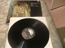 18th Century Organ Music From Hexham Abbey, Crescent Records, Private Press