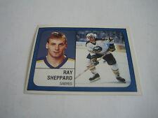 1988/89 Panini Hockey Ray Sheppard Sticker #228***Buffalo Sabres***