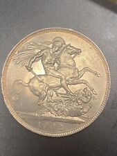 More details for 1902 king edward vii silver crown - about uncirculated