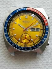 I'm Selling a Used Vintage Seiko 6139-6005 Chronograph with Original Band