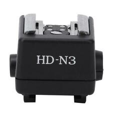 Replacement Hot Shoe Adapter Converter HD-N3 Flash For SONY A700 A350 A300 A200