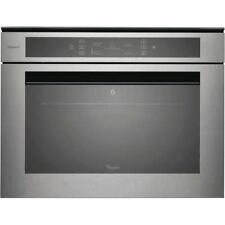 Whirlpool Fusion Built-In Microwave in Stainless Steel - AMW 850/IXL