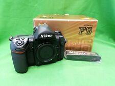 Nikon F6 35mm SLR Film Camera - 9N-892