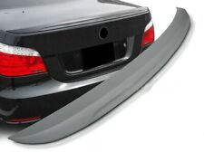 TRUNK SPOILER M TECH LOOK SPORT REAR BMW 5 series E60 LIP WING ABS