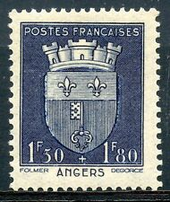 STAMP / TIMBRE FRANCE NEUF N° 558 ** BLASON / ANGERS